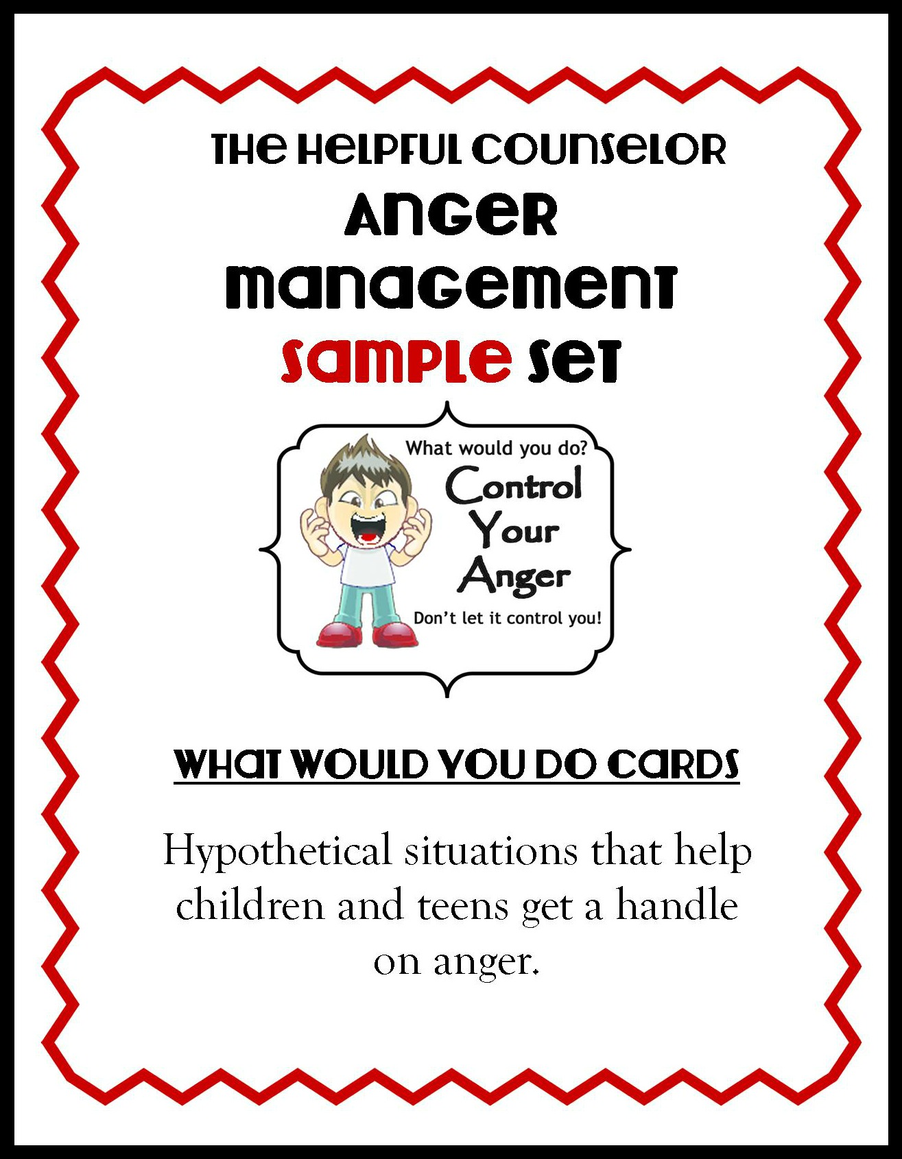 Colossal Anger Management Coloring Pages Aweso  27578