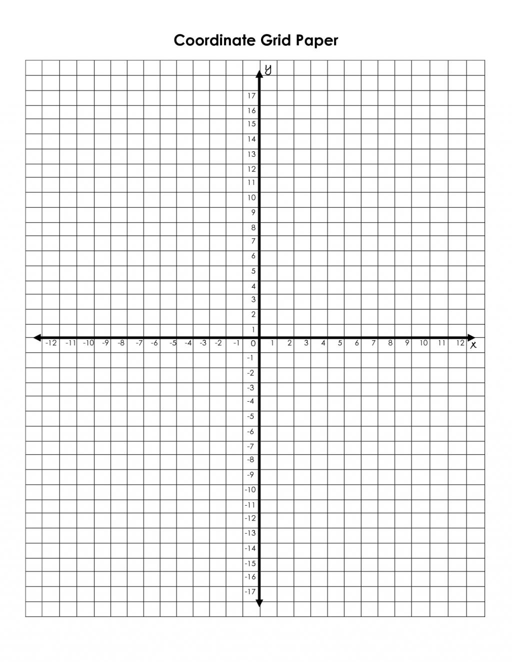 Coordinate Plane Worksheets 6th Grade The Best Worksheets Image