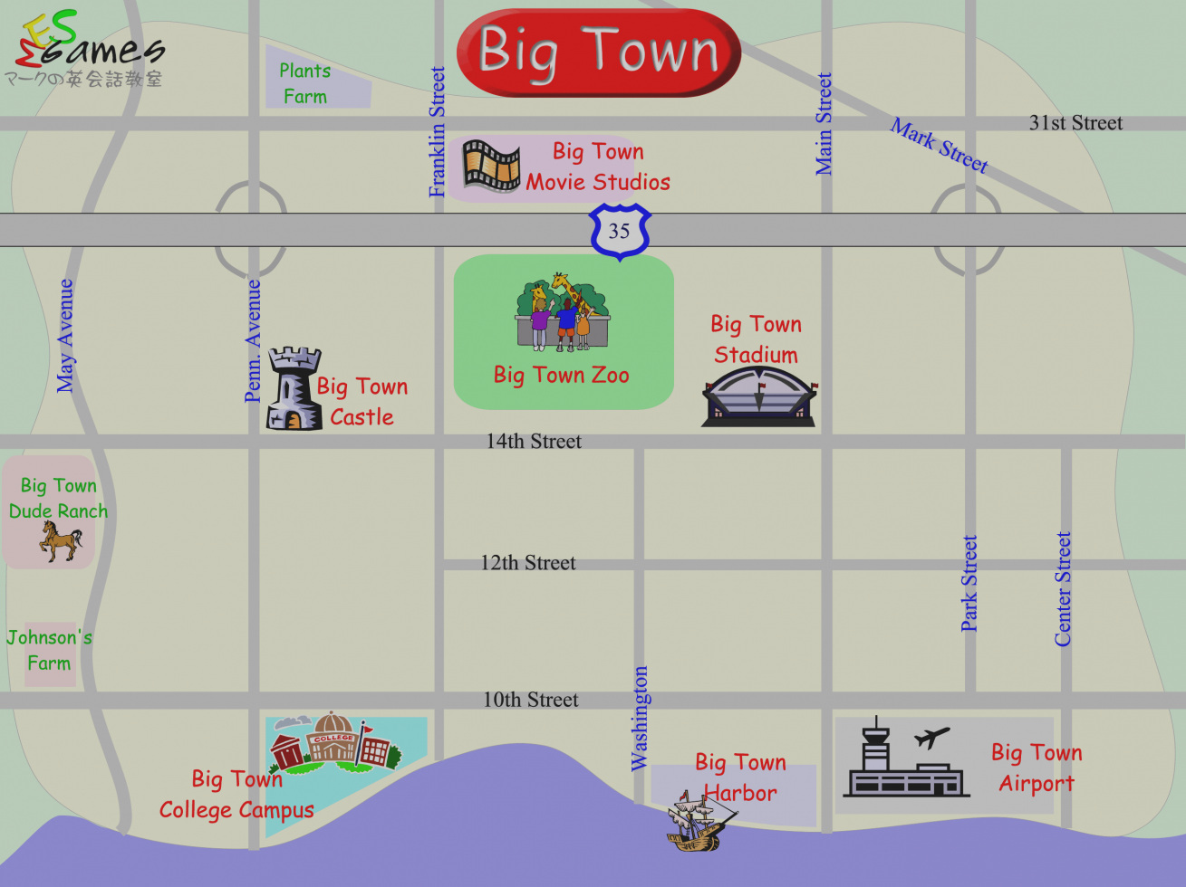 Elegant Blank City Map Template 4 Moderndentistry Info Is All