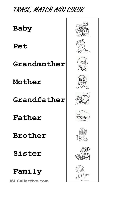 Free Ig Word Family Worksheets For Kindergarten Printables