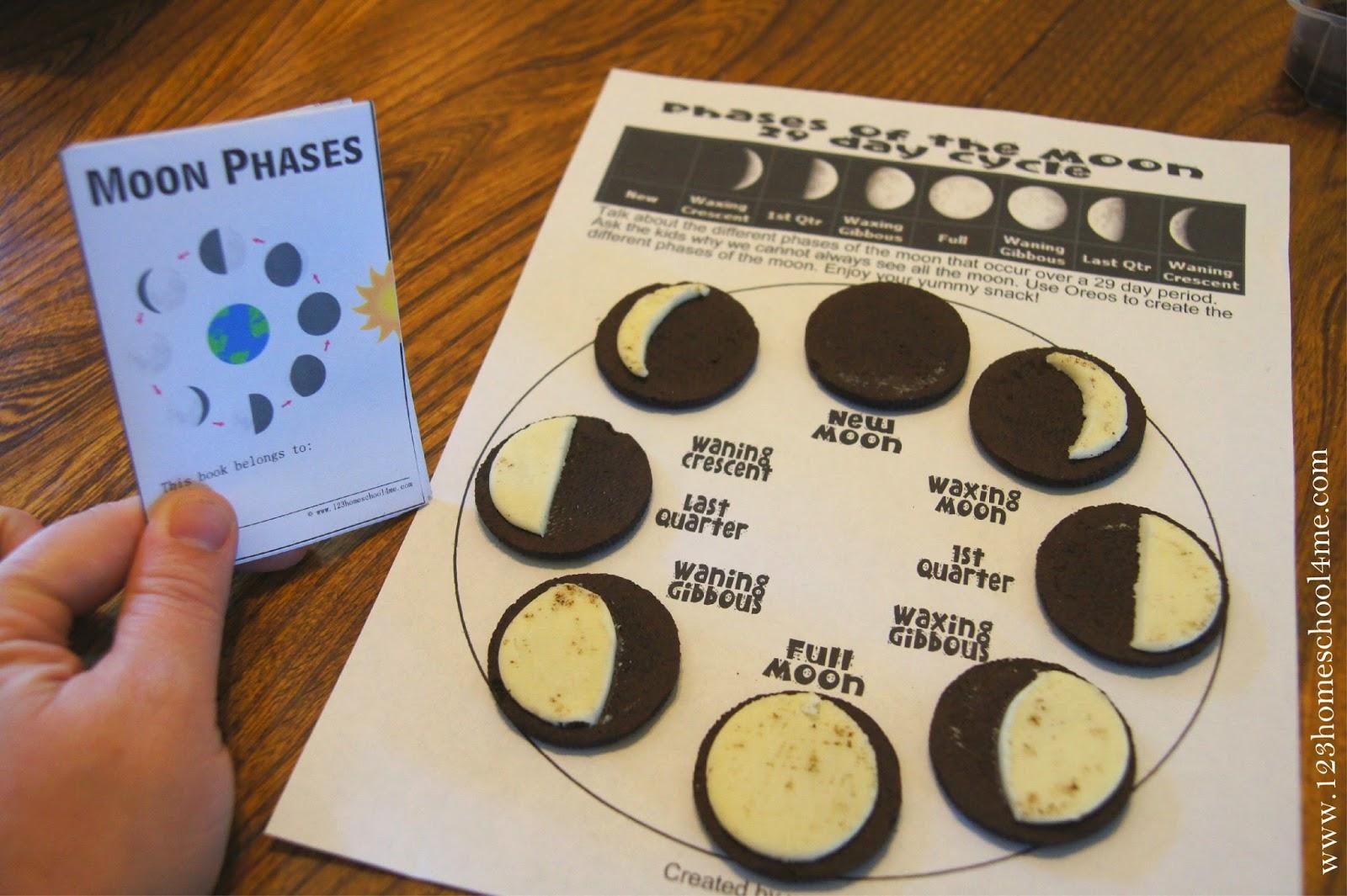 Free Moon Phases Mini