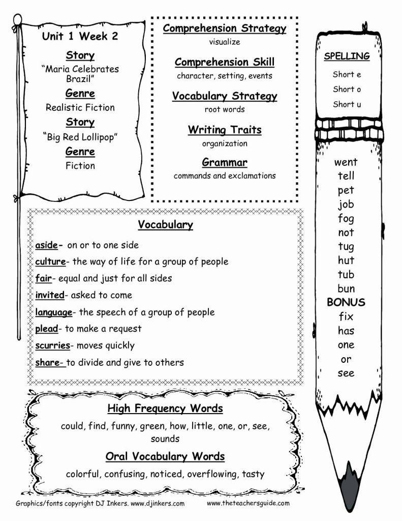 Free Science Reading Comprehension Worksheets With Free Printable