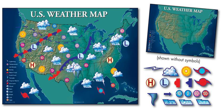 Interactive Weather Map – Smartsync