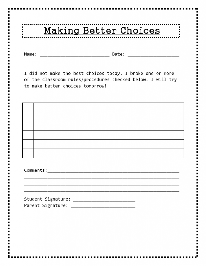 Kids  Free Printable Social Skills Worksheets  Worksheets Coping