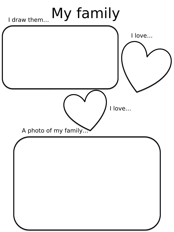 Kindergarten Worksheets For Grade 1 Family
