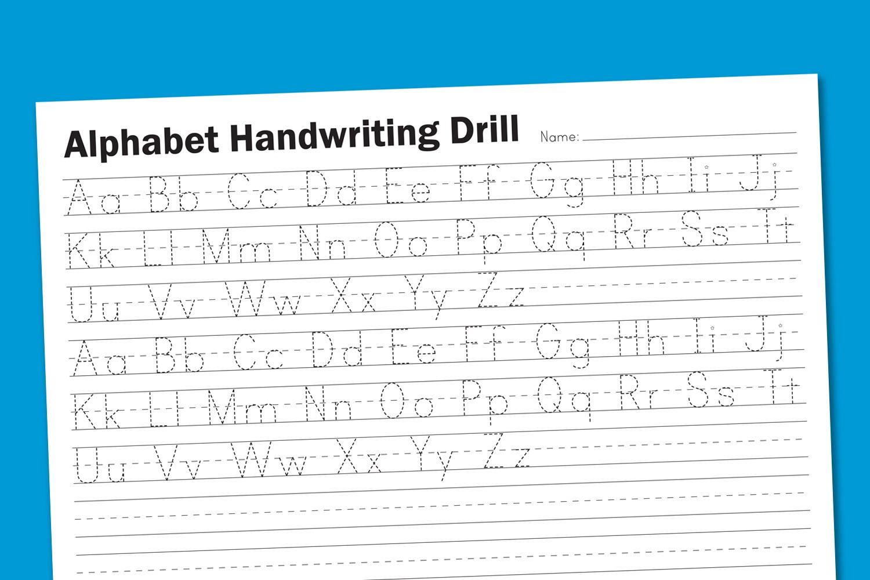 Likesoy » Free Printing Sheets Free Handwriting Worksheets