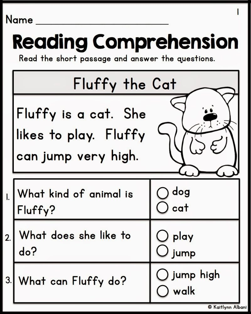 Math Worksheets Reading Practice For Kindergarten Read And Draw