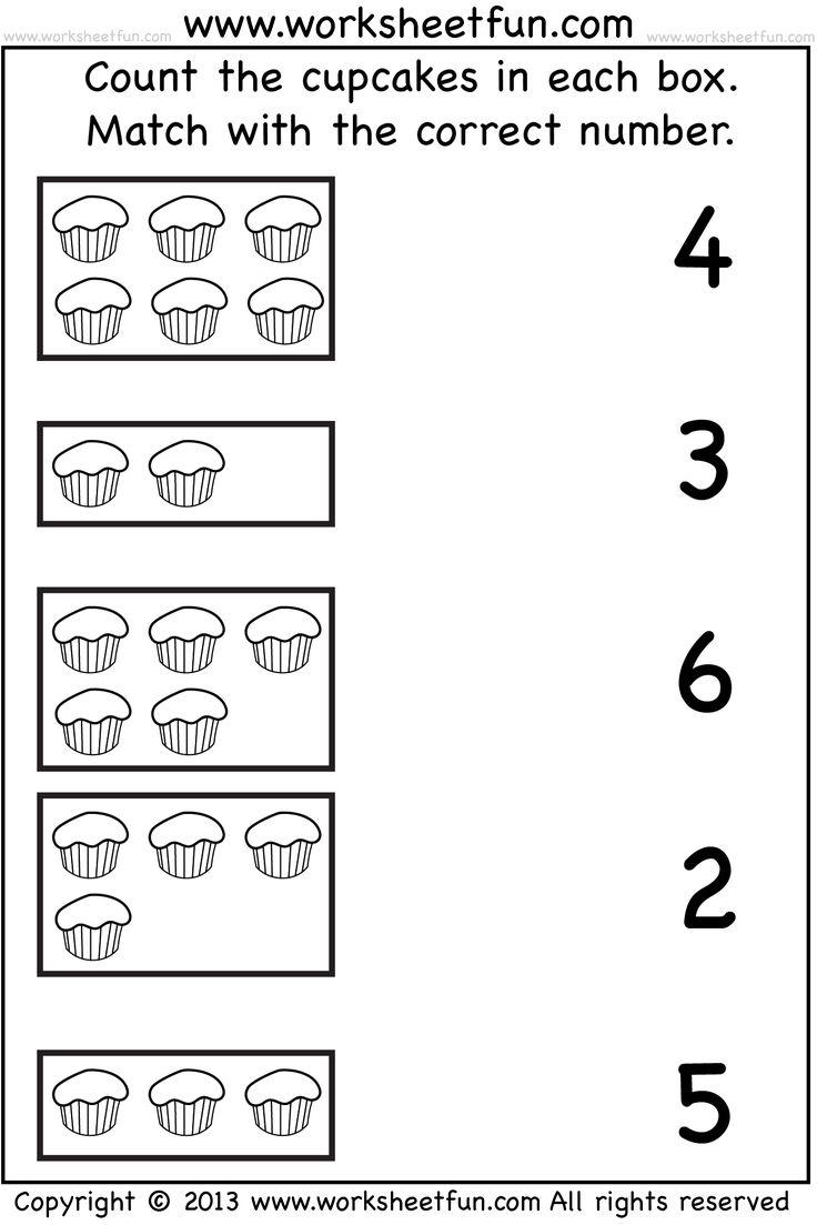 Maths Worksheets For Kg1 Elegant Flower Printables Forindergarten