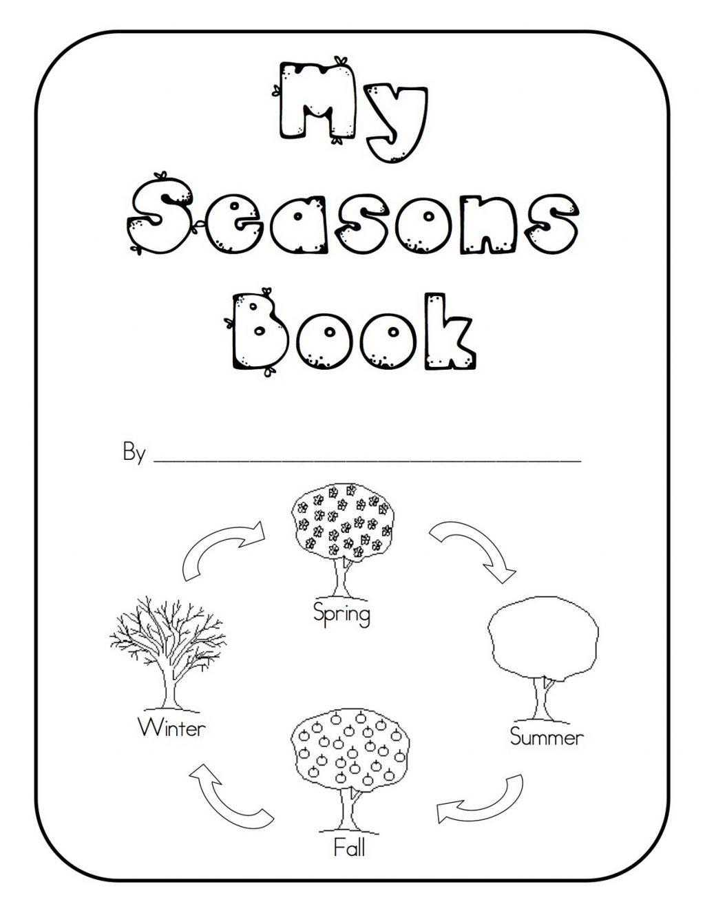 Mathsheets Kindertastic Seasons For Kindergarten Pdf Clothes