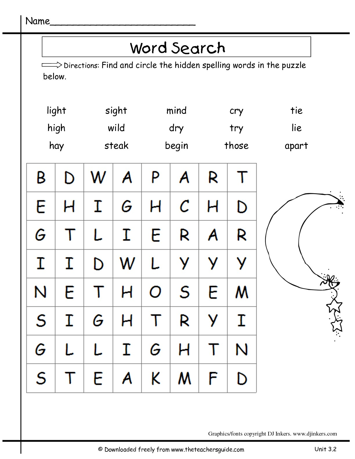 Phonics For 2nd Grade The Best Worksheets Image Collection