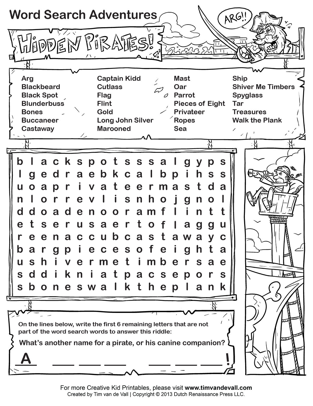 Revolutionary Free Wordsearches For Kids Printable Word Searches