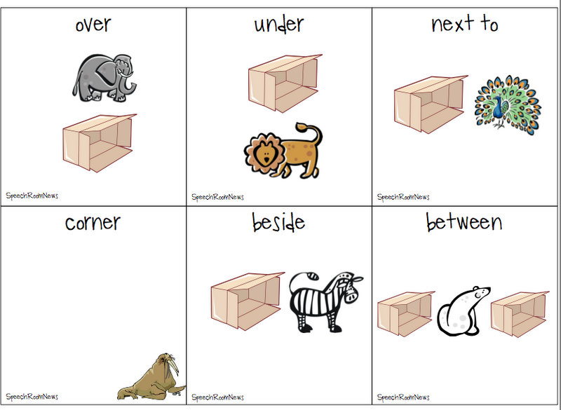 Spatial Concepts Worksheets The Best Worksheets Image Collection