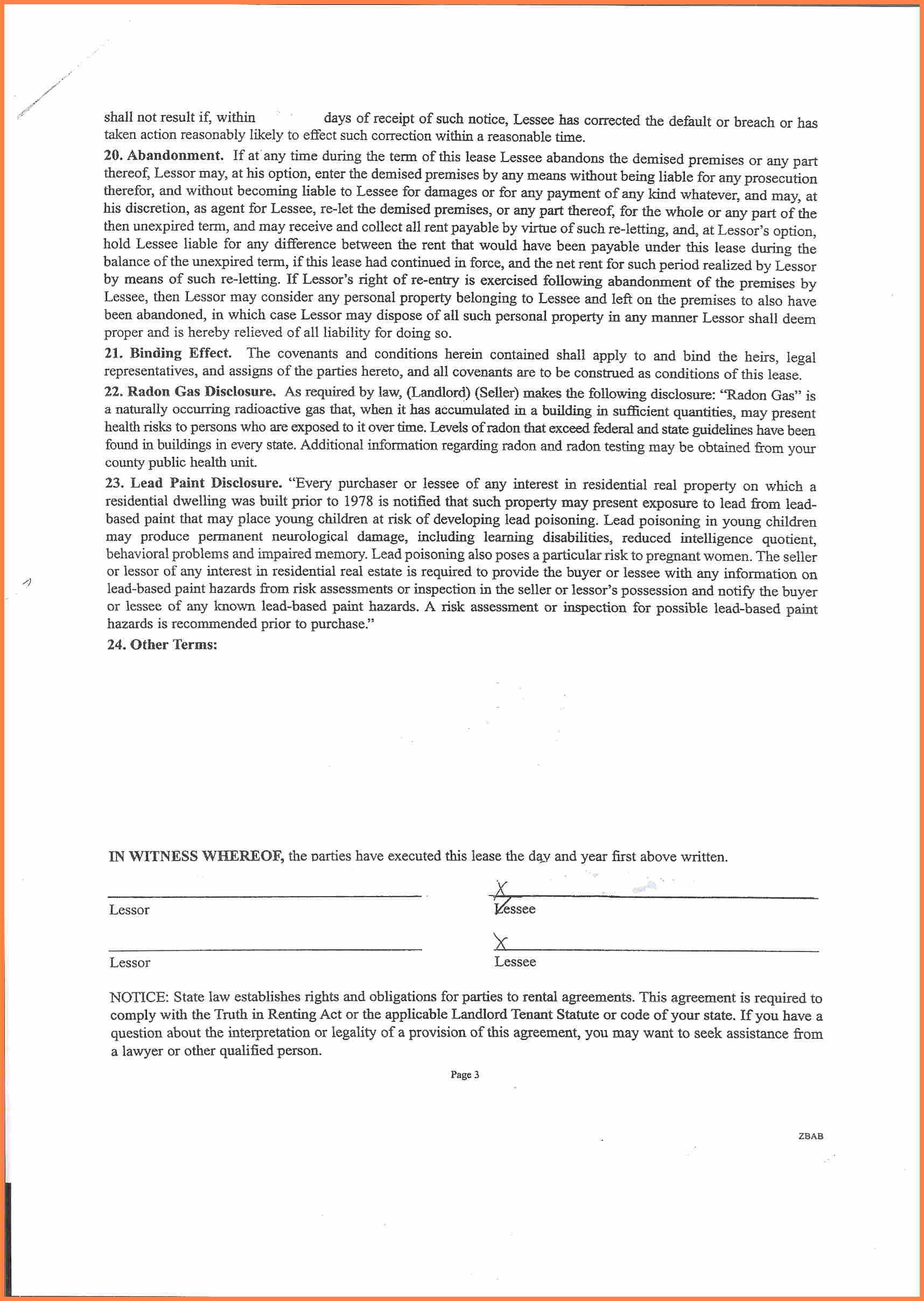 Subject Verb Agreement Worksheets Pdf Beautiful 7 Lease Agreement