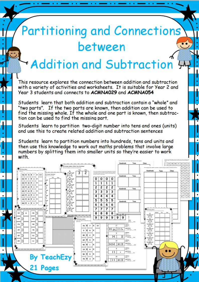Workbooks » Partitioning Numbers Ks1 Worksheets
