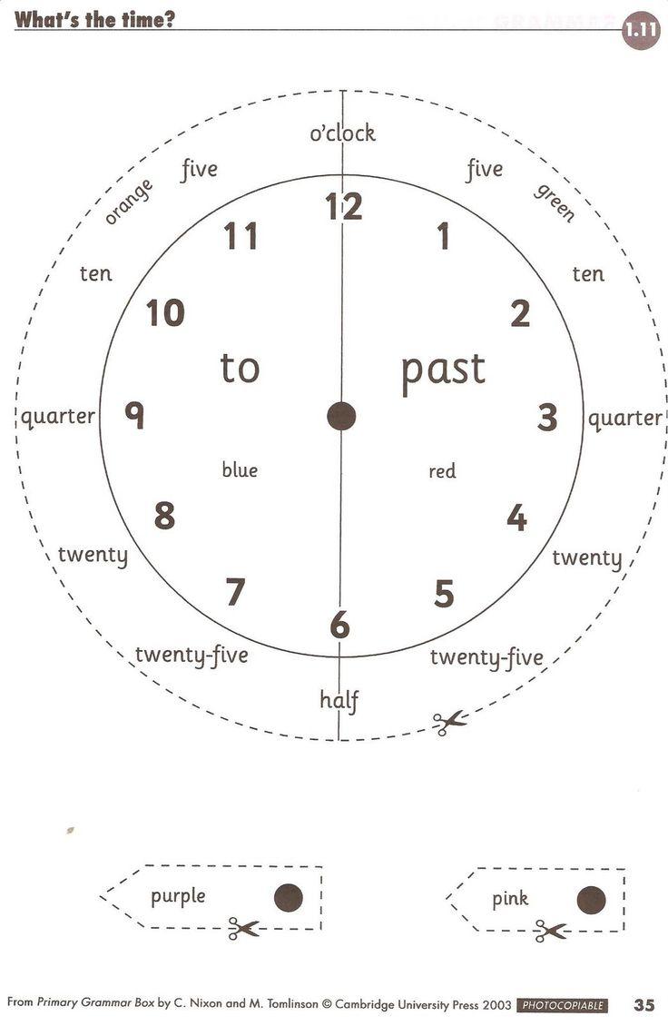 32 Best Time Images On Worksheets Samples
