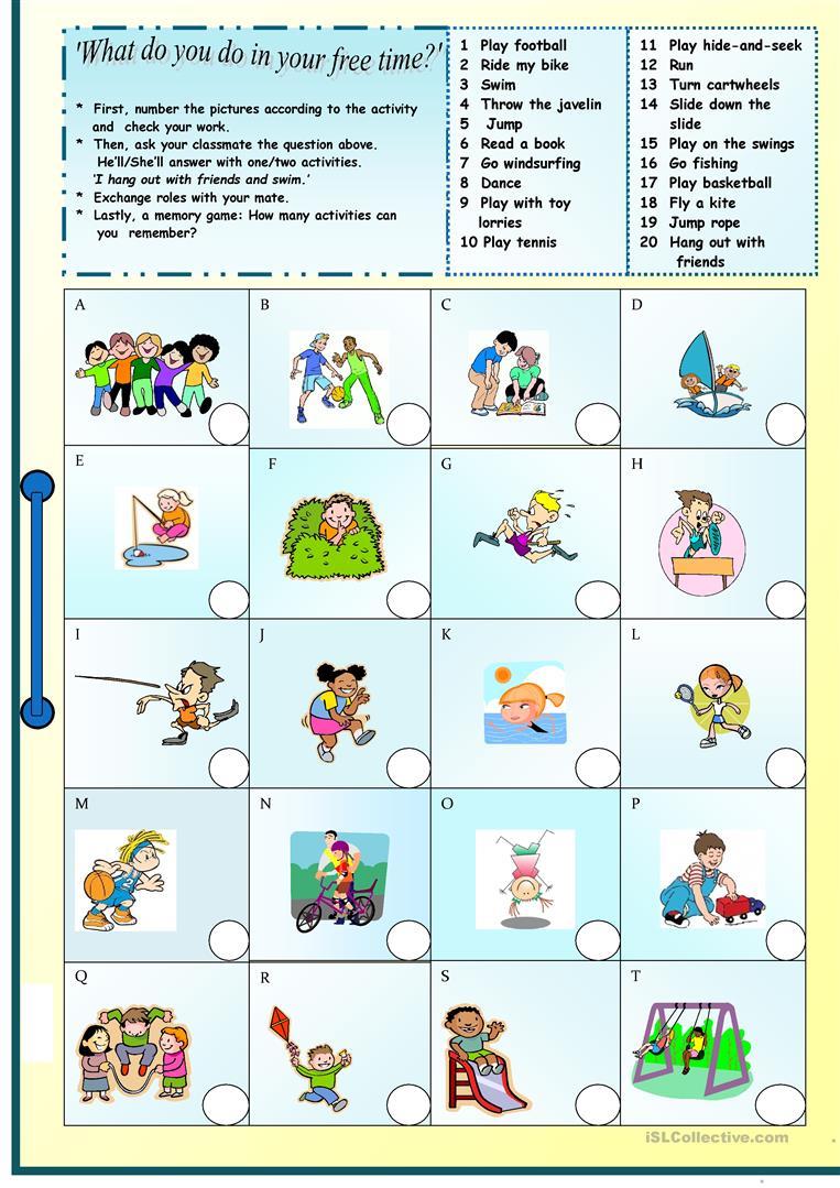 75079 Free Esl, Efl Worksheets Made By Teachers For Teachers