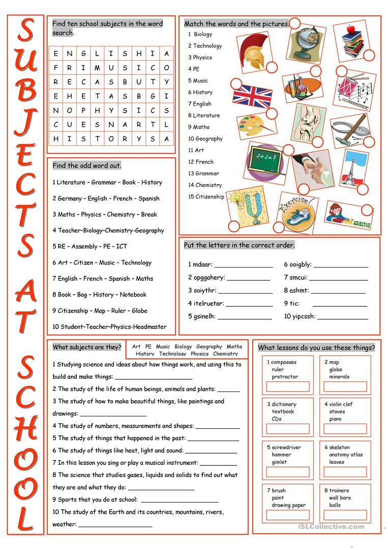75247 Free Esl, Efl Worksheets Made By Teachers For Teachers
