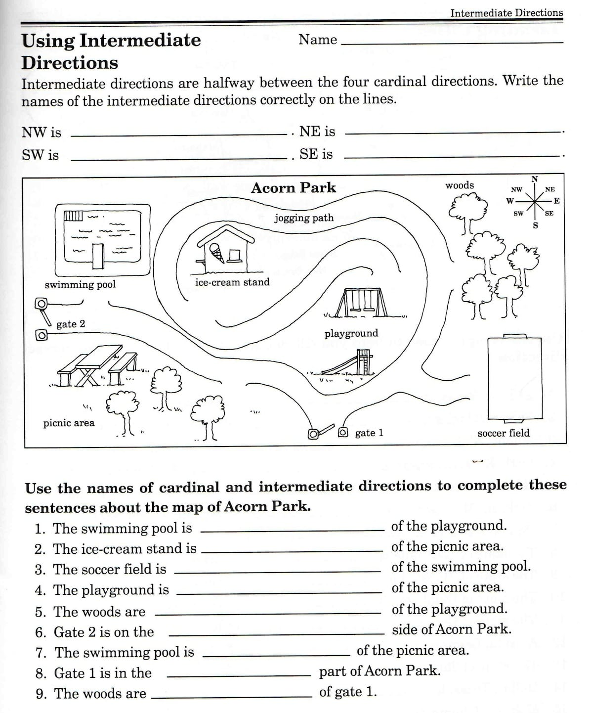 Collection Of Kindergarten Listening And Following Directions