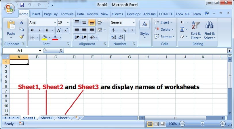 Collection Of Vba Worksheet Name Select
