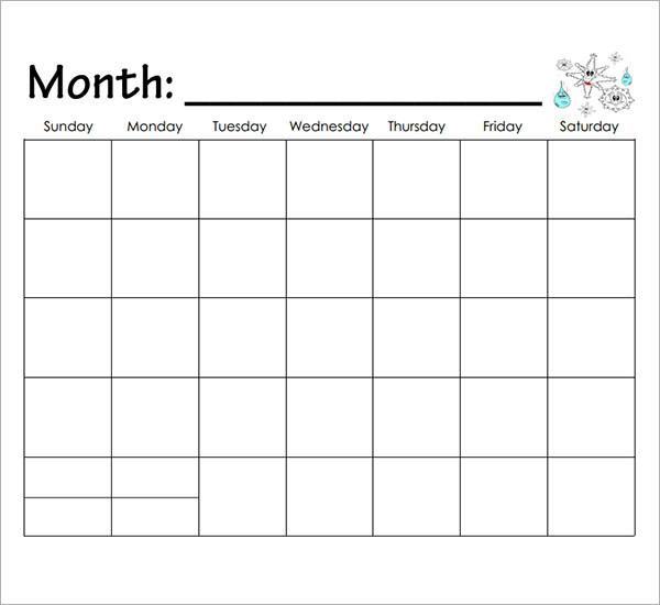 Free Printable Calendar Worksheets The Best Worksheets Image