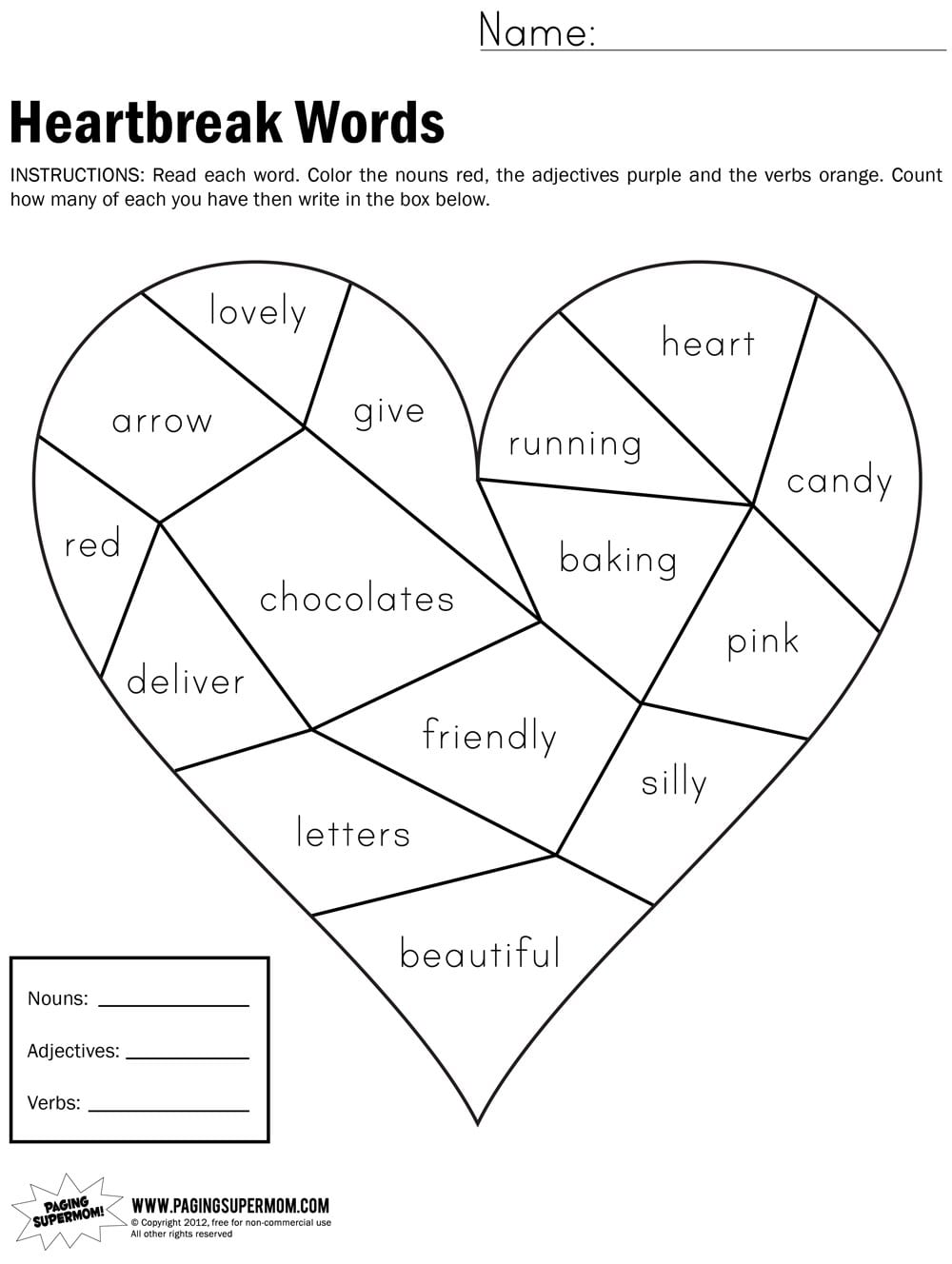 Free Printable Reading Worksheets For 1st Grade The Best