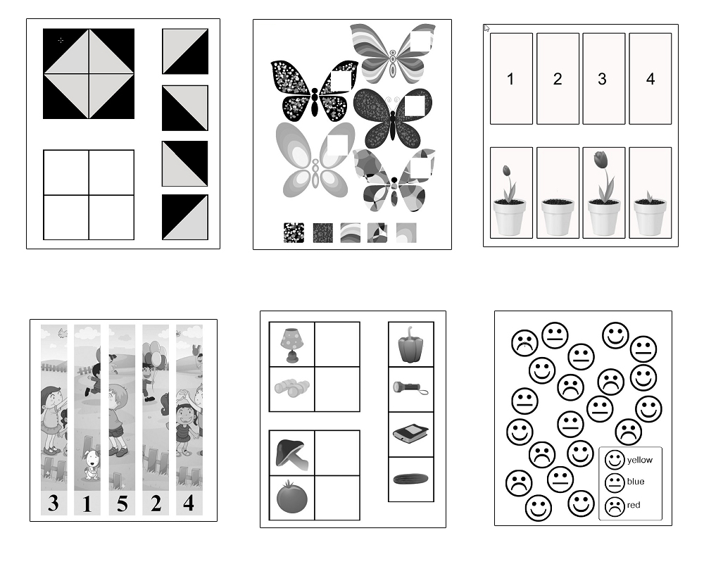 Iq Test Worksheets The Best Worksheets Image Collection