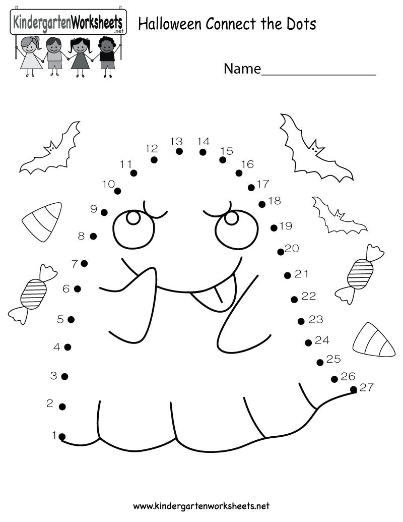 Kindergarten  Kindergarten Halloween Worksheet Safety Worksheets