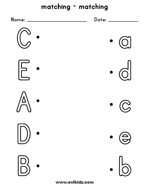 Phonics Worksheet For Kids The Best Worksheets Image Collection