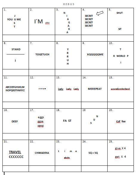 Printables  Rebus Puzzle Worksheets  Surveillanceandeveryday