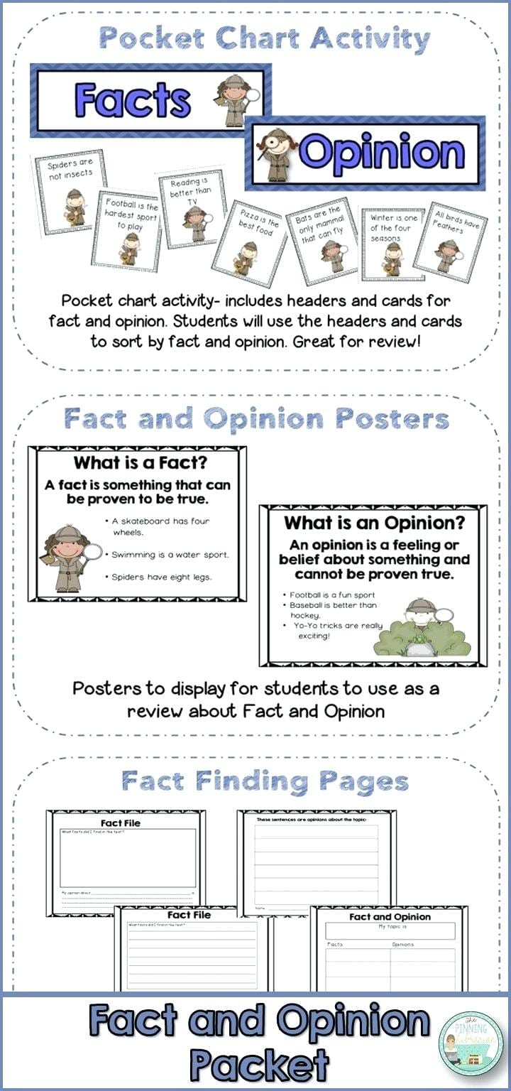 Worksheet Fact And Opinion Worksheets Middle School On Fact