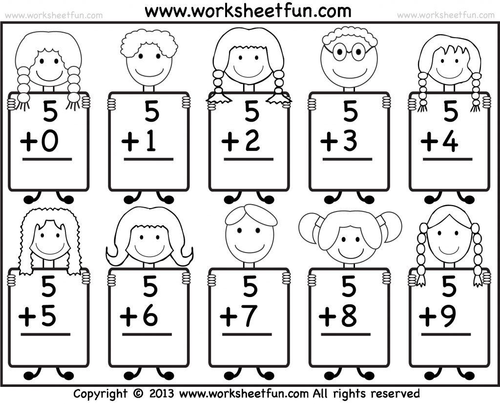 Worksheets For Senior Kg The Best Worksheets Image Collection