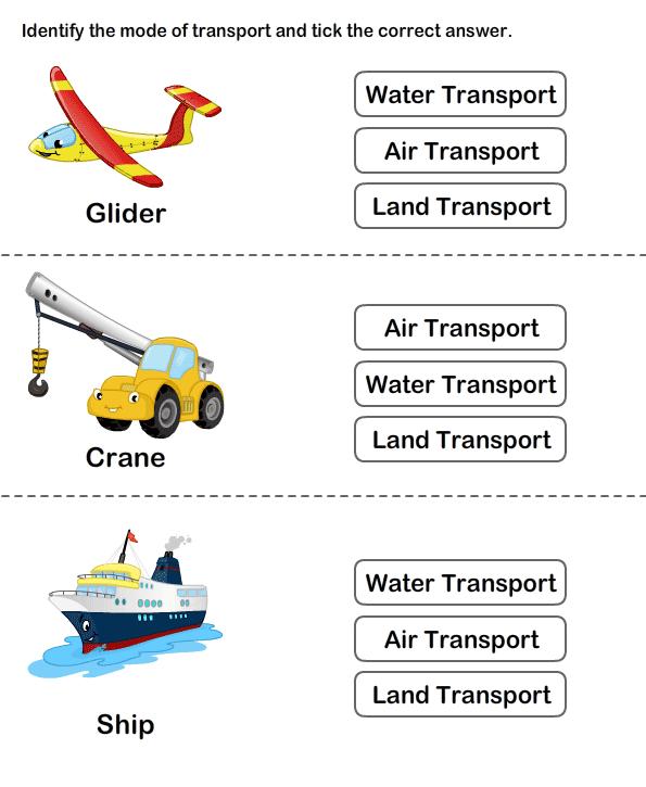 Teaching Transport