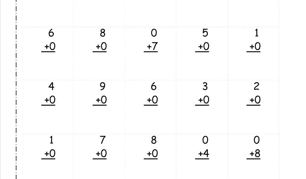 Adding Six Worksheet Matching Add 2 Decimal Addition Worksheets