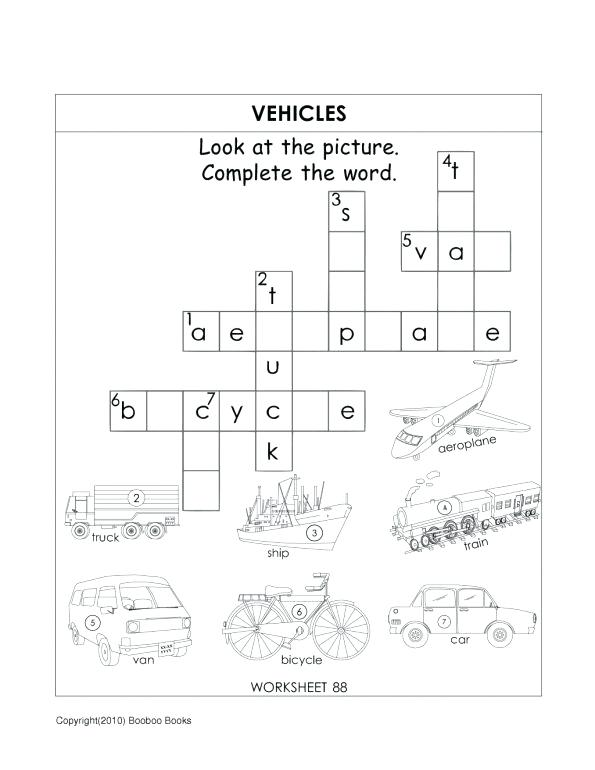 Printable Kindergarten Worksheets Other Size S Free Printable Ay
