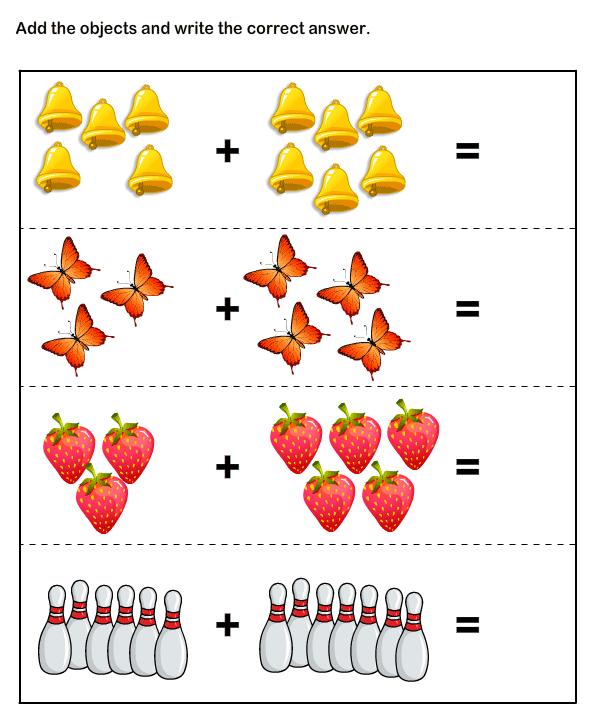 Math Skills Worksheets