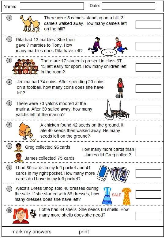 Get Self Help Problem Solving Worksheets –