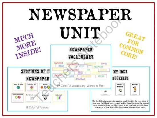 Newspaper Unit