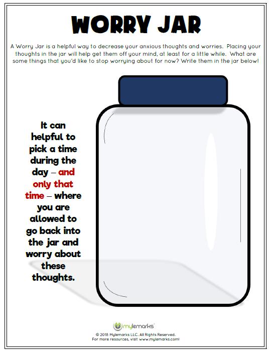 Worry Jar