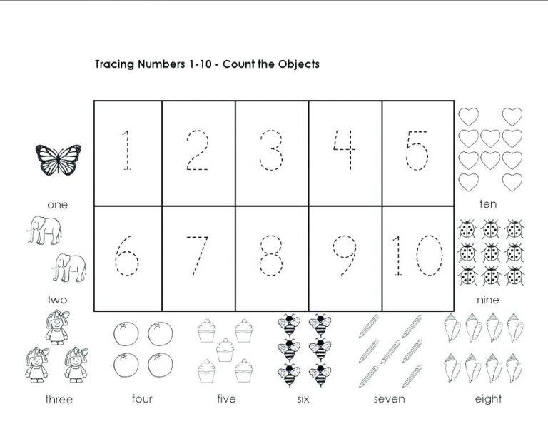 Alphabet Tracing Worksheets For Kindergarten Math Worksheets