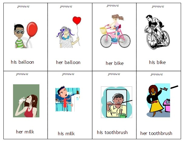 Minimal Pairs Language Activities
