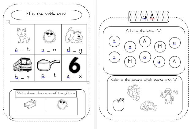Grade 1 English Workbook + 15 Worksheets – Term 3 – Teacha!