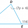 Exterior Angle Worksheets