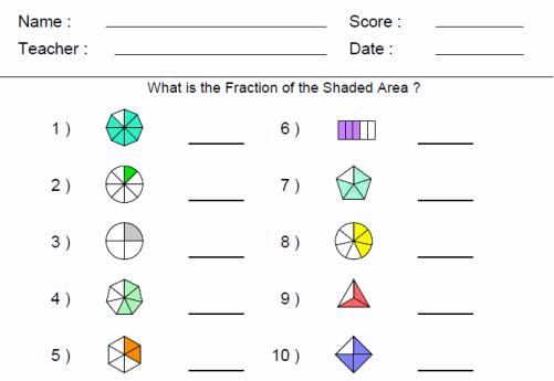 Math Worksheets For 3rd Grade