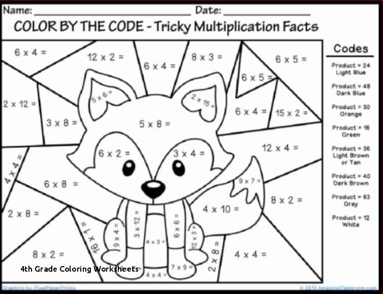 Fun Math Worksheets For 8th Grade Fun 4th Grade Math Worksheets