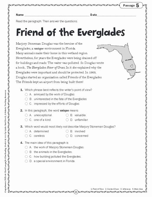 Grammar Worksheets For Grade 6 6th Grade English Worksheets New