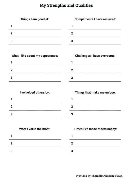 Impulse Control Worksheets For Kids Printable Also Relationship