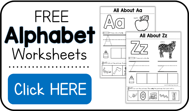 Letter Z Worksheets For Preschool Write The Beginning Sound