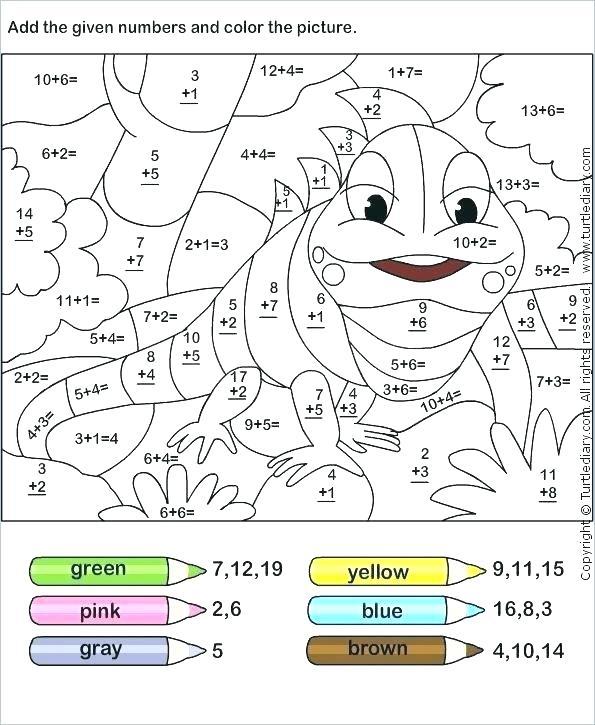 Multiplication Worksheets 5th Grade Printable