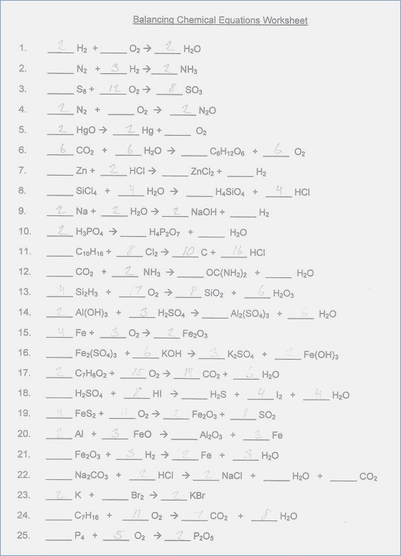Chemistry Balancing Nuclear Equations Worksheet