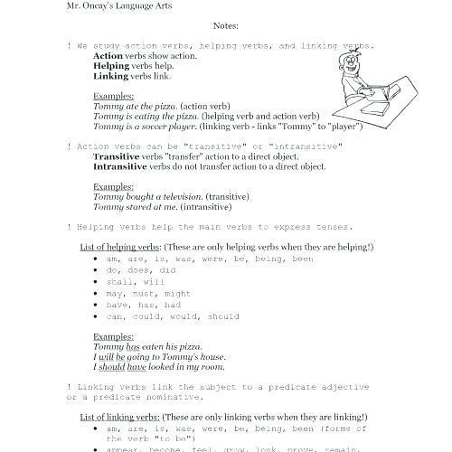 Predicate Noun Worksheet Predicate Nominative And Predicate